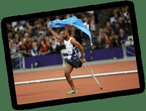 The Inclusion Club—Episode33: Fijian athlete Iliesa Delana