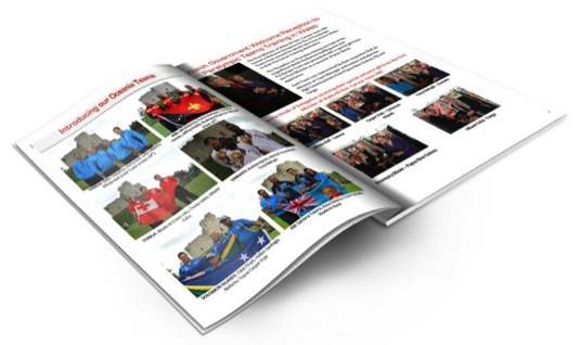 The Inclusion Club—Episode33 Cardiff Training Camp Brochure