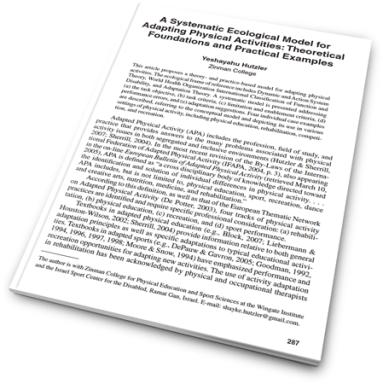The Inclusion Club—Episode28 Full SEMA Paper PDF
