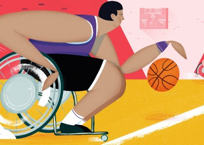 Reverse integration – doing disability sport differently
