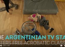 Acrobatics video