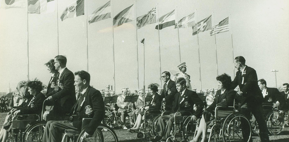 Brief History of the Paralympic Games