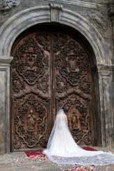 Those heavy wooden doors were mightily impressive!