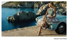 Anne Vyalitsyna for Louis Vuitton