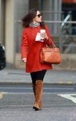 Pippa Middleton in red