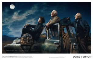 Astronauts for Louis Vuitton