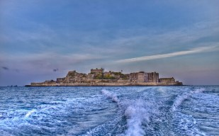 Hashima, the Battleship Island (Gunkanjima).