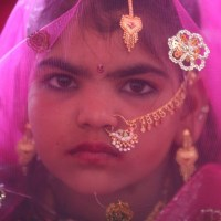 Children brides in India.