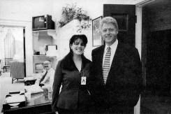 Bill and Monica