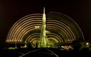 launch pad long exposure