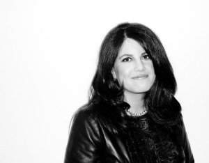 Monica in White