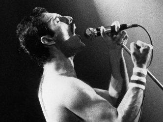 Freddie Mercury in Oslo