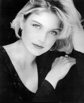 White and Black Sheryl Lee