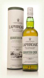 Laphroaig, Quarter Cask, Whisky, Scotland
