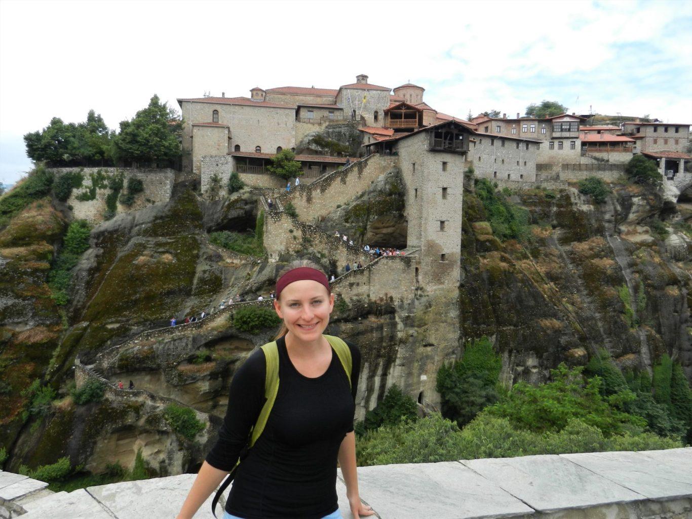 Great Meteoran Monastery