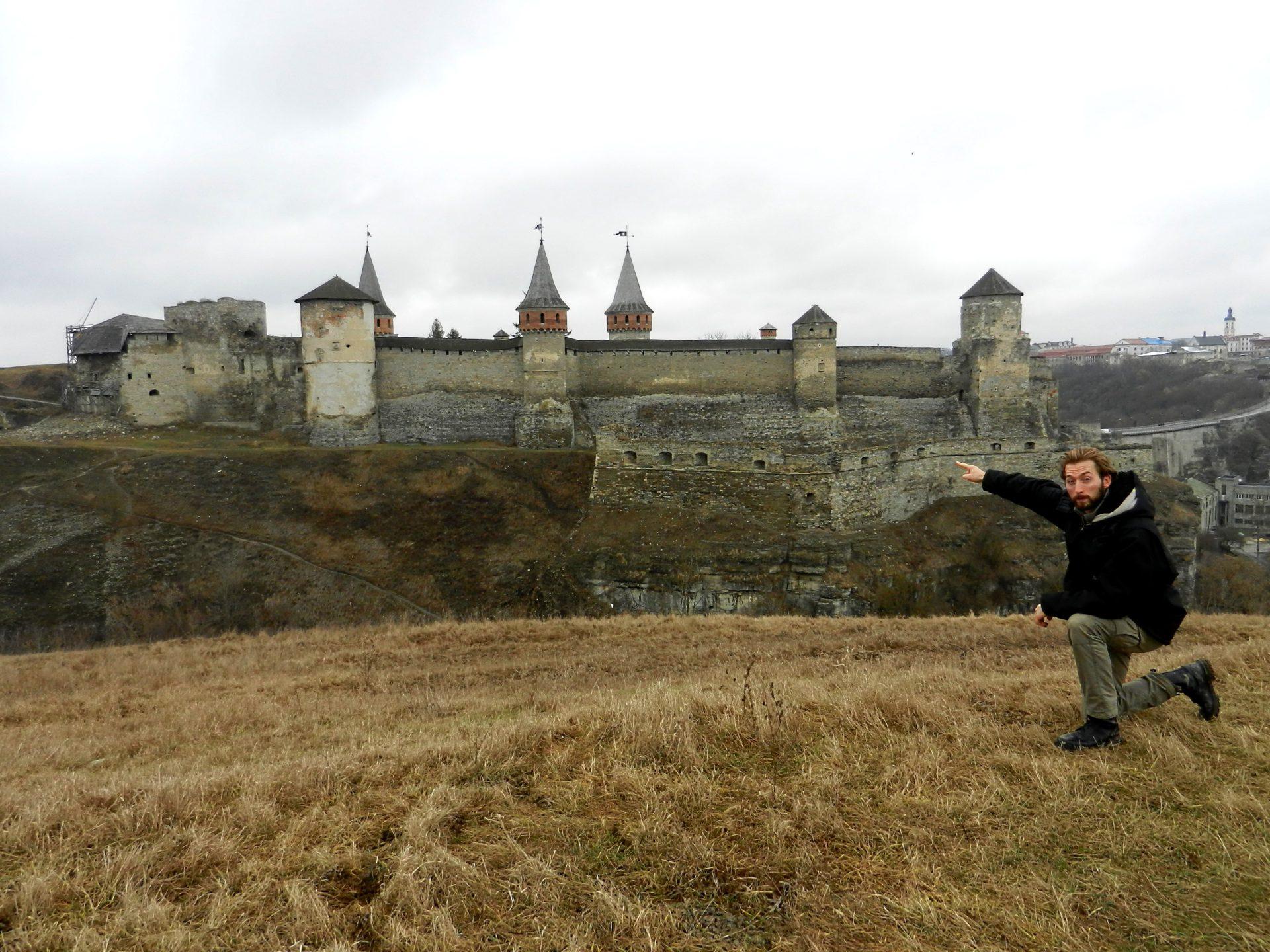 Kamyanets-Podilsky Castle, Ukraine