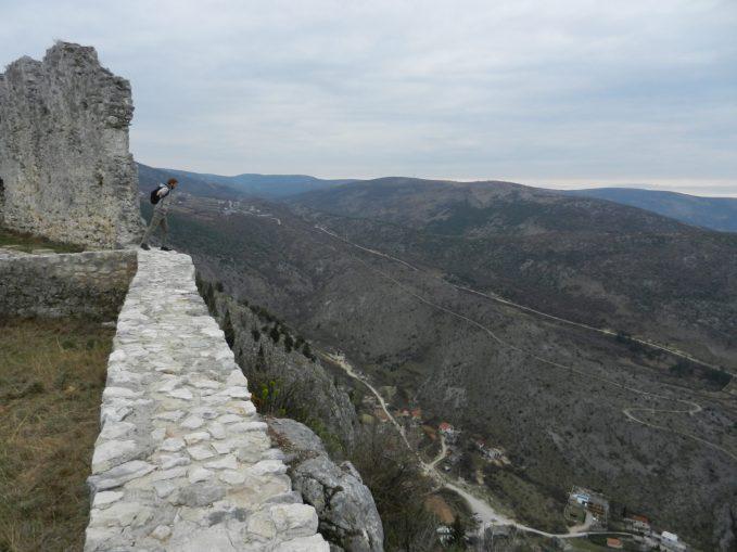 Blagaj castle, Bosnia