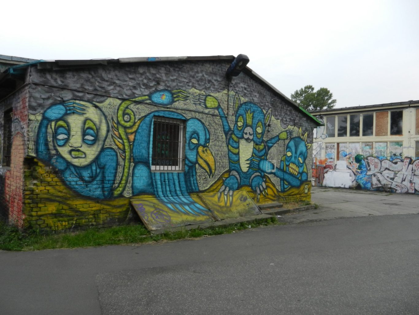 Urban Spree, Berlin, Germany