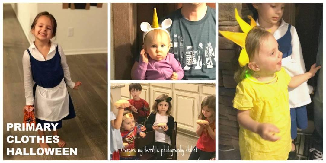 Primary Halloween