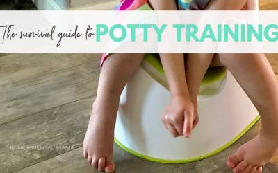 Potty Training Tips & Tricks: A Survival Guide