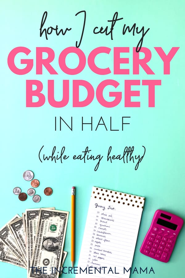 Slash your grocery budget & eat healthy