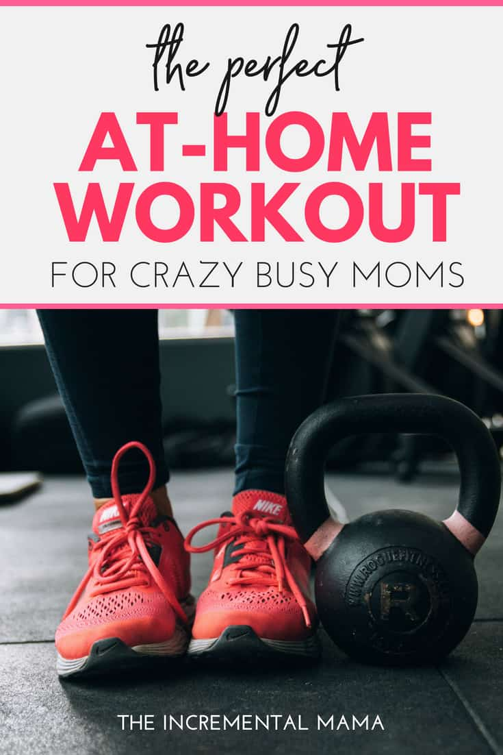 T25 is the perfect workout at home for busy moms