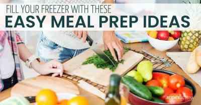 5 Easy Meal Prep Ideas