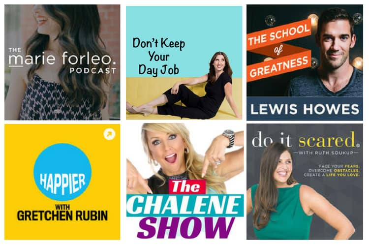 podcasts to inspire moms