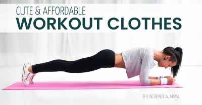 Cheap Workout Clothes for Women on Amazon #workoutclothes #cheap