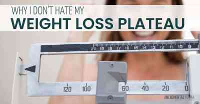 Why your weight-loss plateau is n't the end of the world