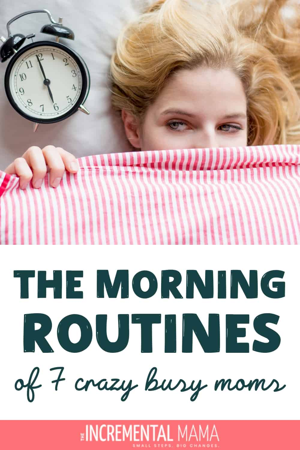 morning routine for moms