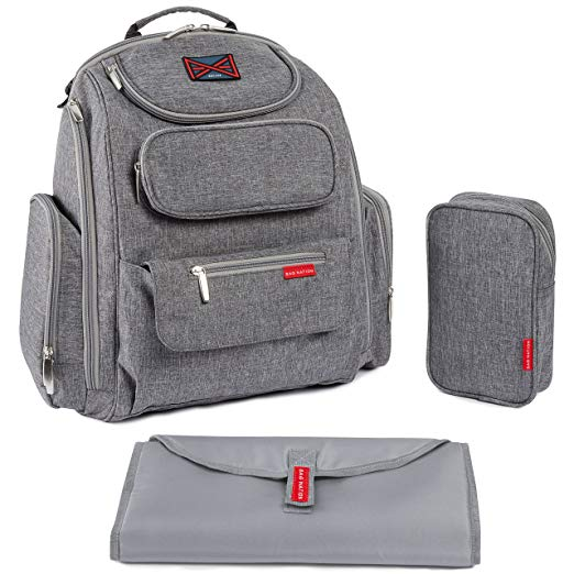 best diaper bag backpack for 2 kids