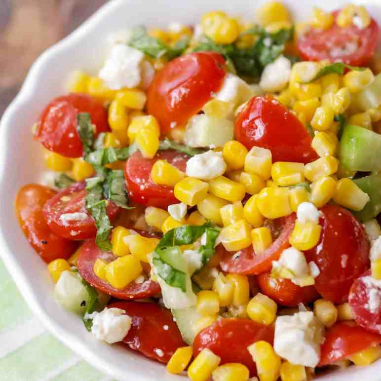 lil luna summer corn salad