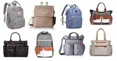 best diaper bags for baby and toddler