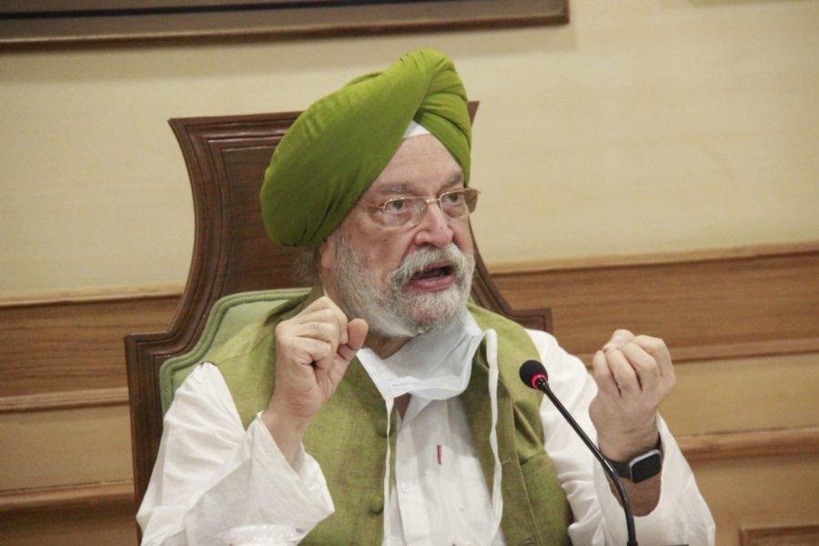 Hardeep Puri - Lucknow Municipal Bonds