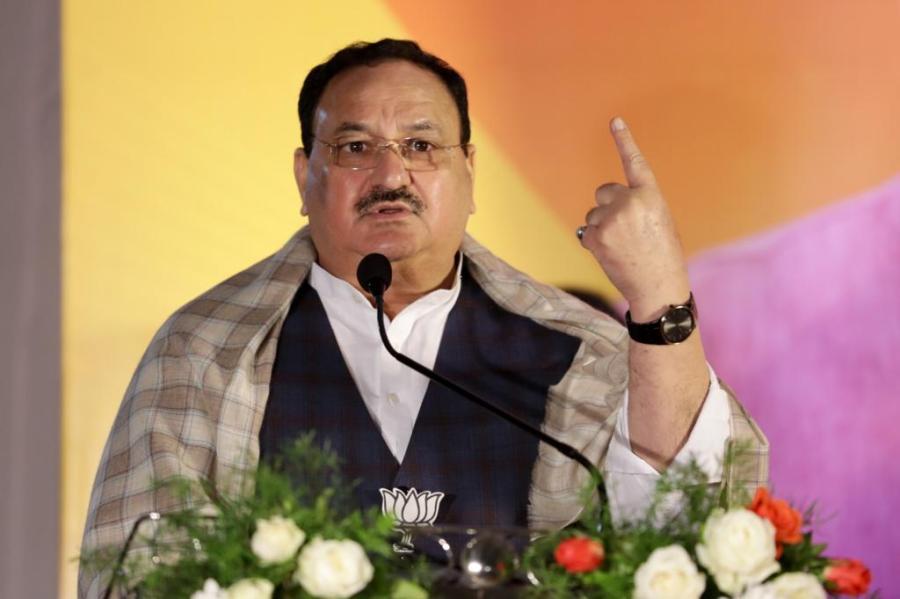JP Nadda BJP India News