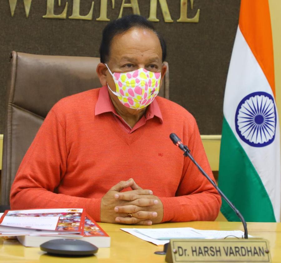 Dr Harshvardhan India News