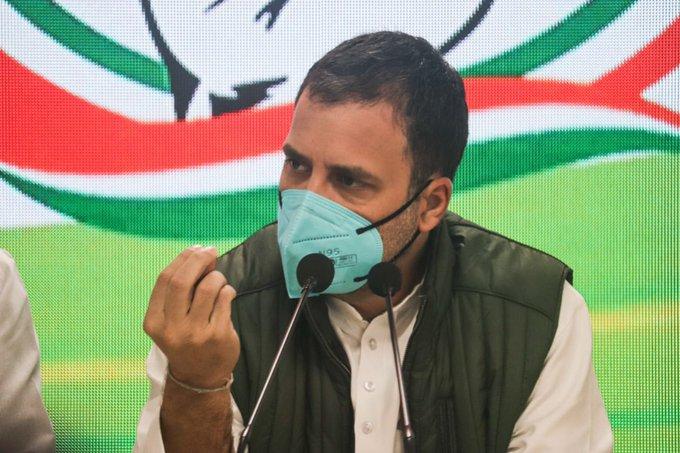 Rahul Gandhi Farmers