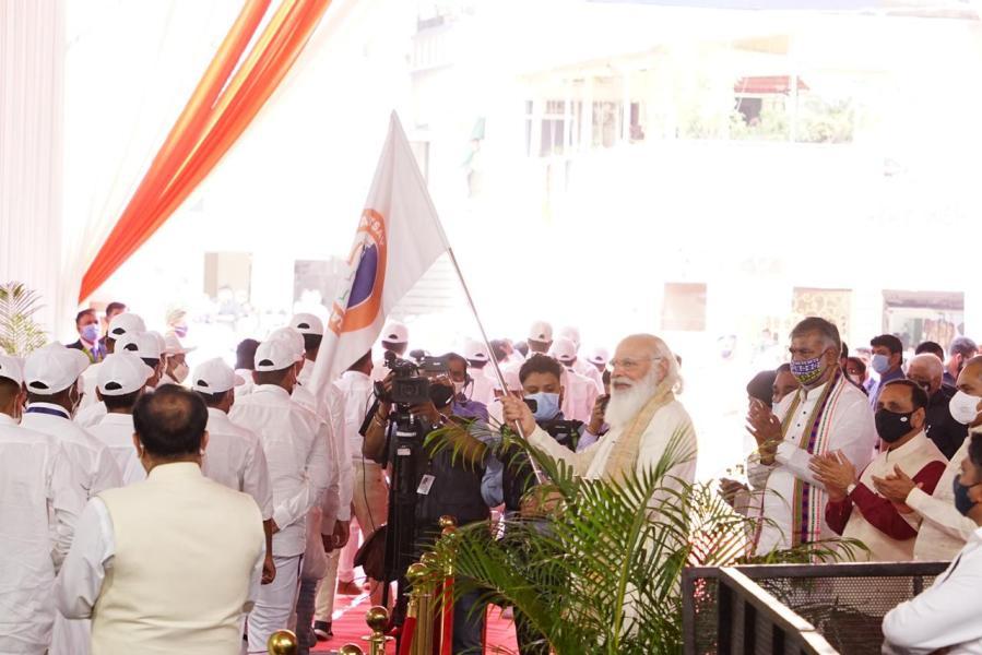 PM Modi Freedom at 75