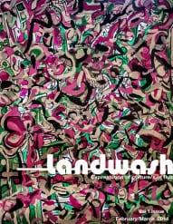 Landwash Vol. 1 Issue 1 Cover
