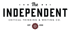 Logo for The Independent Critical Thinking & Writing Company