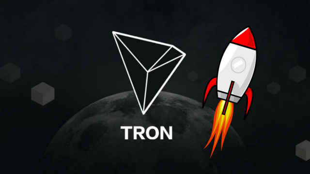 4. Tron (TRX)