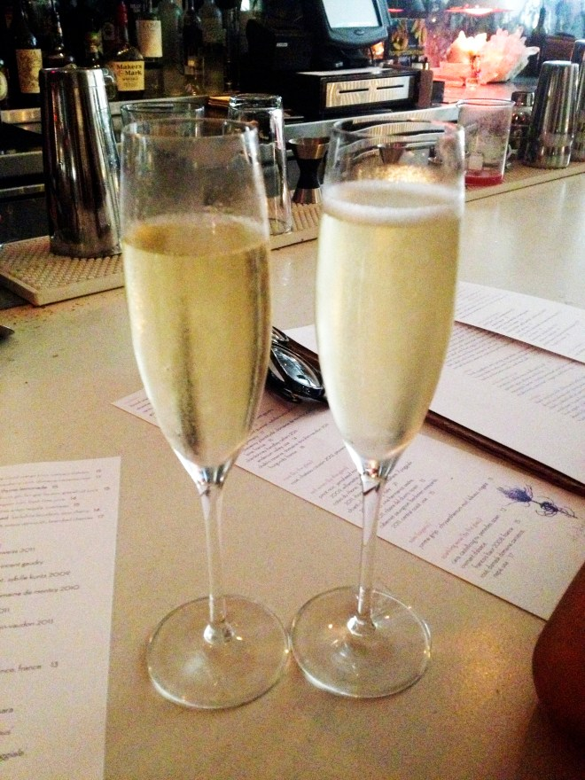 ABC Kitchen cava drinks new york best