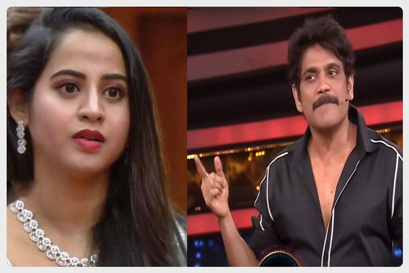 Watch: Swathi Deekshith Fires On Nagarjuna For His Comments Over Her  Elimination   The India Media