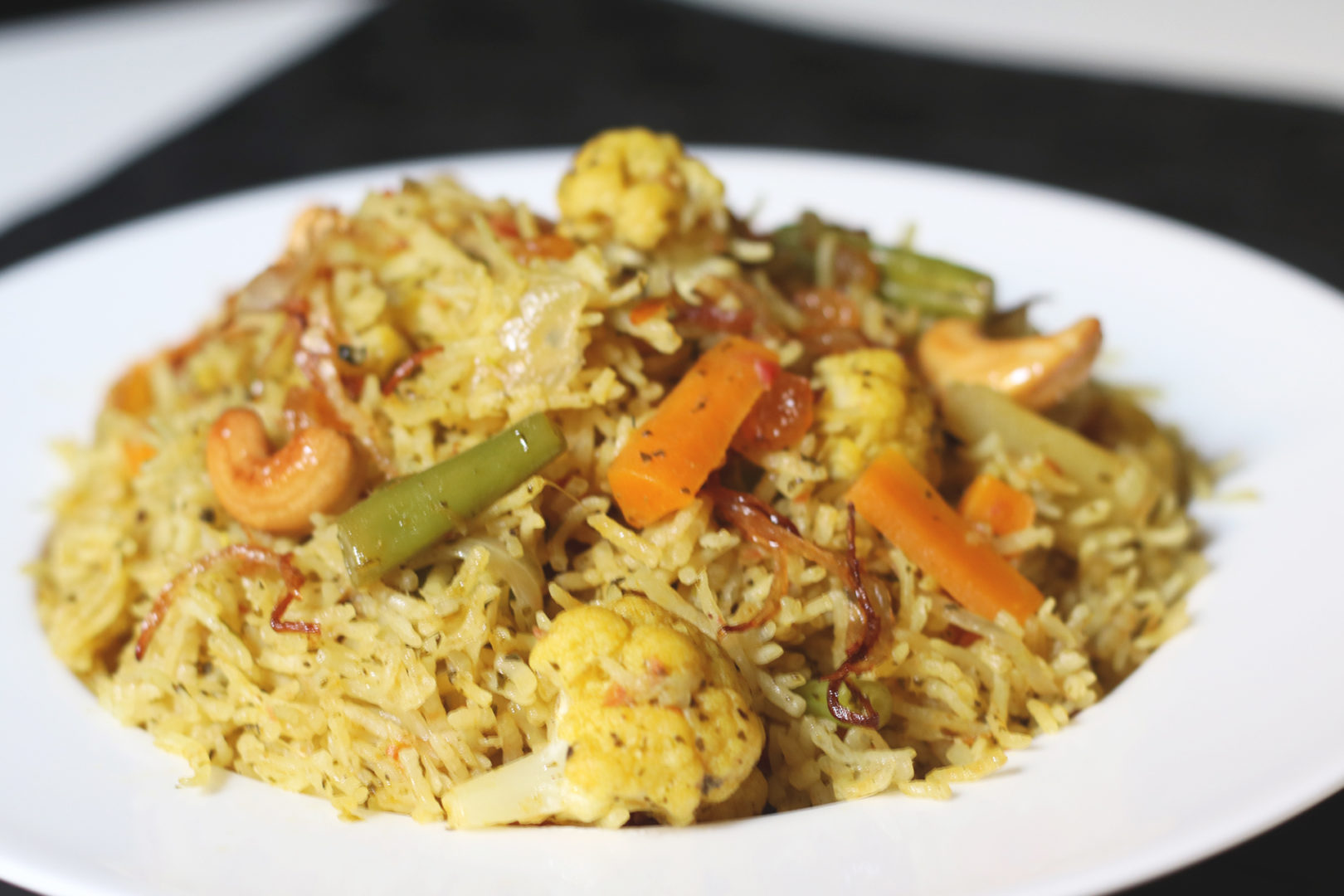 Vegetable Biryani Indian Recipe The Indian Claypot