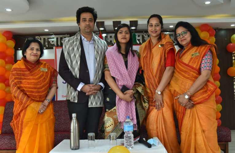 तेरापंथ महिला मंडल काठमांडू के प्रेरणा सम्मान कार्यक्रम में कोरोना वाॅरियर्स को मिला सम्मान
