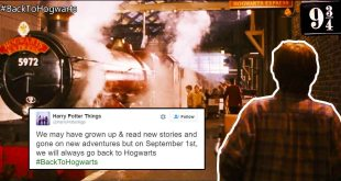 Potterheads Are Going Back To Hogwarts Today & Twitter Exploded With Nostalgia