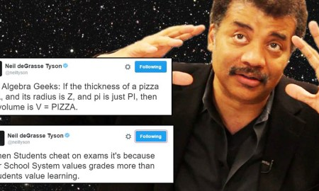 Neil deGrasse Tyson Tweets that are funny, witty, smart and educational