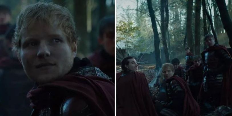 These Jokes About Ed Sheerans Game Of Thrones Cameo Are Too Damn - 17 hilarious reactions to ed sheeran appearing in game of thrones
