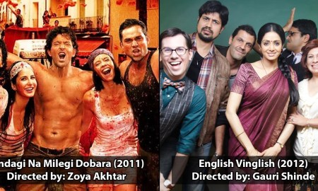 Bollywood movies directed by female directors